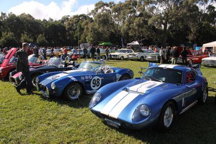 Gallery 2012 Picnic At Hanging Rock Car Show