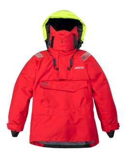 Musto's revamped HPX ocean jacket