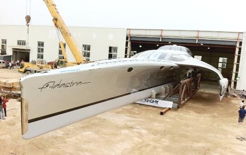 adasta by McConaghy boats
