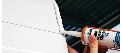 How To Fix A Caravan Leak